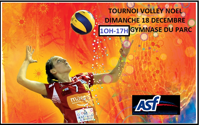 ATOURNOI VOLLEY