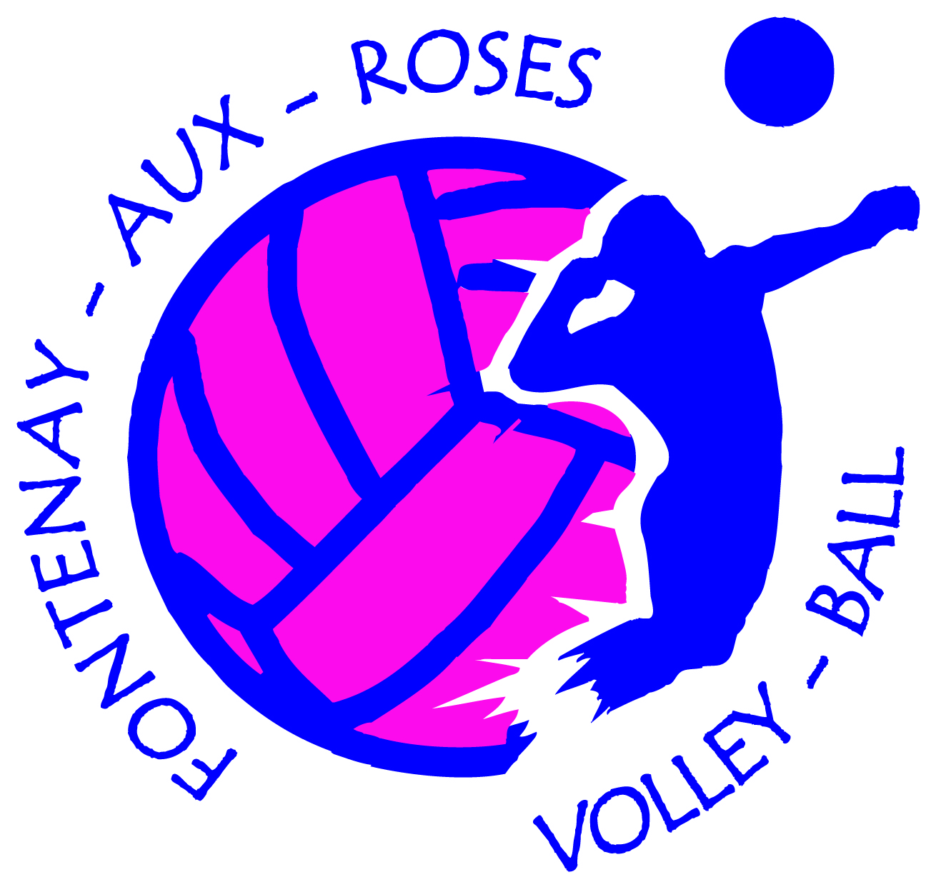 Logo ASF Volley